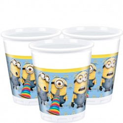 Casa plasticna 1/8 200 ml Lovely Minions