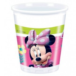 Casa plasticna 1/8 200 ml Minnie Happy Helpers Disney
