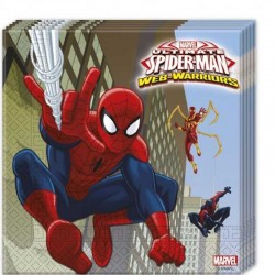 Spiderman Warriors salvete 1/20