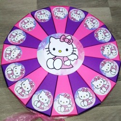 Hello Kitty torta od kartona