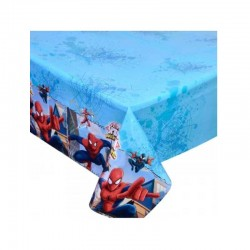 Spiderman Warriors PVC Stolnjak 120 x 180 cm