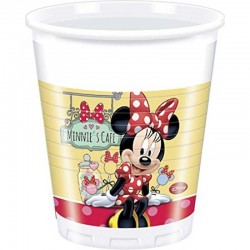 Minnie Mouse čaša plastična 1/8 200 ml